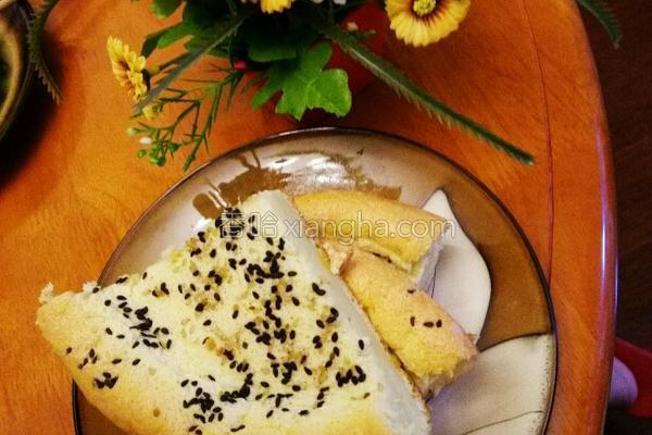 电饭煲原味蛋糕的做法