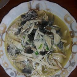 山珍鸡枞汤