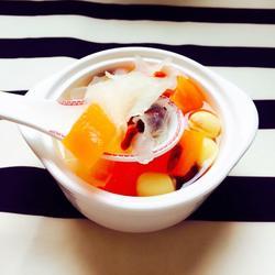 木瓜银耳汤的做法[图]
