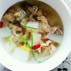 冬瓜羊肉汤的做法[图]