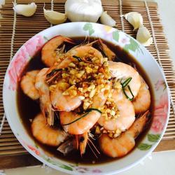 蒜蓉虾的做法[图]