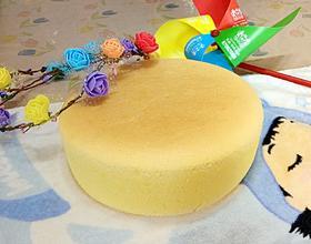 鸡蛋布丁蛋糕