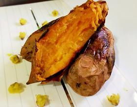 烤红薯(烤箱版)[图]