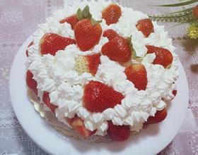 草莓蛋糕[图]