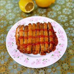炸猪排遇上柠檬的做法[图]