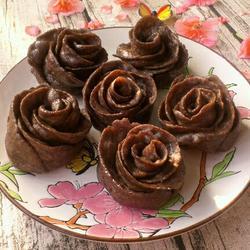 黑玫瑰(五谷杂粮馒头)的做法[图]