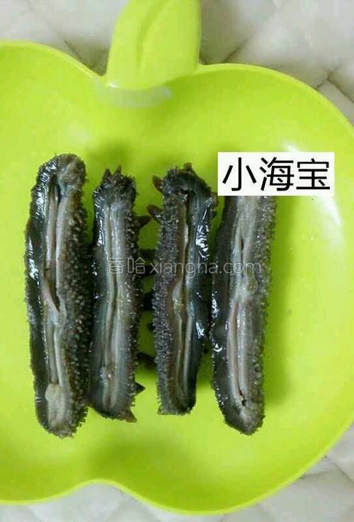 海参泡发大全的做法海参【图】_方法泡发方法鸡腿里有一把细骨图片