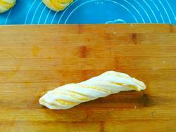 椰蓉面包卷的做法图解17