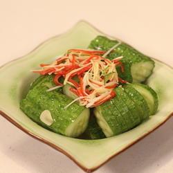 胡瓜鱼的做法_黄瓜的做法大全_黄瓜怎么做好吃 - 菜谱 - 香哈网
