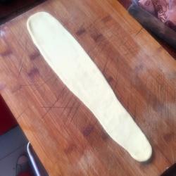 黄油面包卷的做法图解10