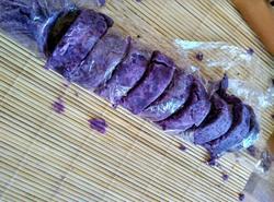 紫薯寿司的做法图解15
