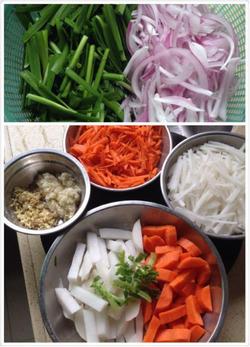 自制韩式辅食做做法鲜美自制韩式泡菜怎月个食谱大全4及泡菜婴幼儿色泽图片