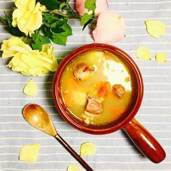 牛尾浓汤的做法[图]