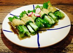 麻酱油麦菜