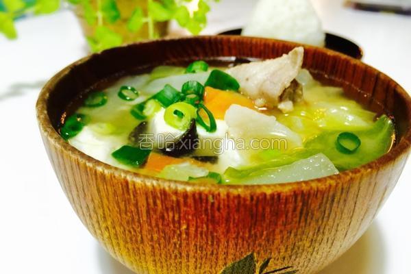 冬季蔬菜大全_日式味噌汤的做法_日式味噌汤的做法大全_日式味噌汤的家常做法 ...