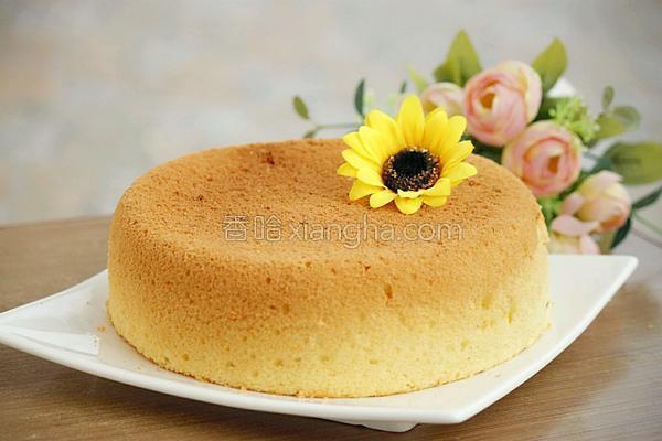 电饭煲蒸蛋糕的做法
