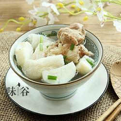 竹荪排骨汤的做法[图]