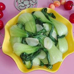 清炒油菜的做法[图]