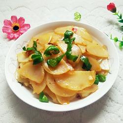 红烧土豆片的做法[图]