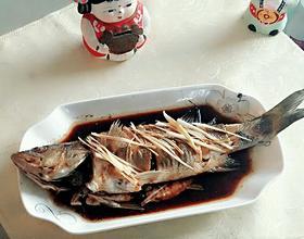 清蒸海鱼[图]