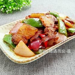 青椒回锅肉的做法[图]
