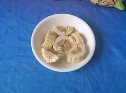 玉米莲藕排骨汤的做法图解4