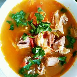 番茄牛肉汤的做法[图]