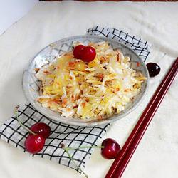 银鱼炒鸡蛋的做法[图]