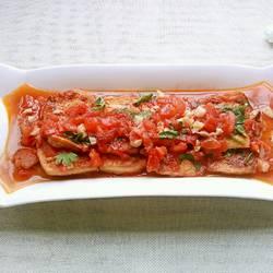 茄汁家常豆腐的做法[图]