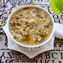 绿豆粥的做法[图]