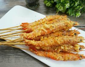 香酥蛋黄虾
