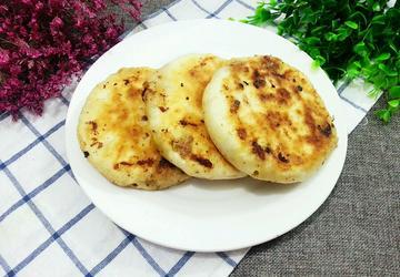 香酥肉鍋餅