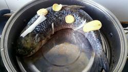 清蒸草鱼的做法图解3