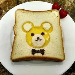 小熊土司的做法[图]