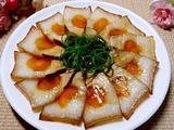 咸蛋黄酿五花肉的做法[图]