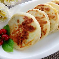 韭菜山野菜(青广东)馅饼