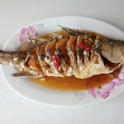 红烧鲁子鱼