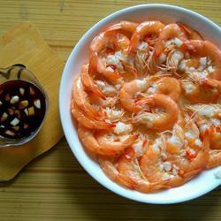 蒸虾的做法[图]