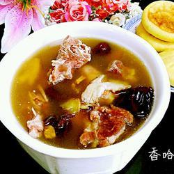 当归红枣羊肉汤的做法[图]