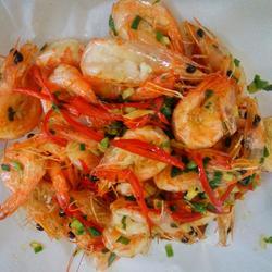 盐焗虾的做法[图]