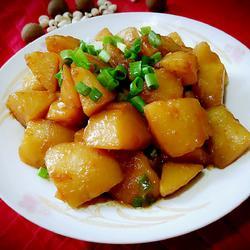 油焖土豆的做法[图]