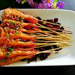 香辣串串虾的做法[图]