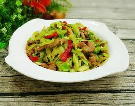 卷心菜炒牛肉
