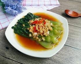蚝油小青菜