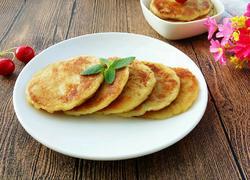 玉米饼(嫩玉米版)