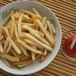薯条的做法[图]