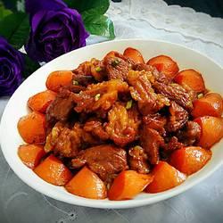 红烧羊肉胡萝卜的做法[图]