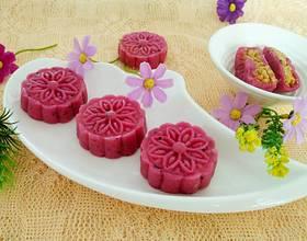 水果冰皮月饼