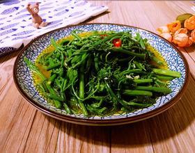 蒜香龙须菜