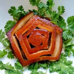 花开富贵东坡肉的做法[图]